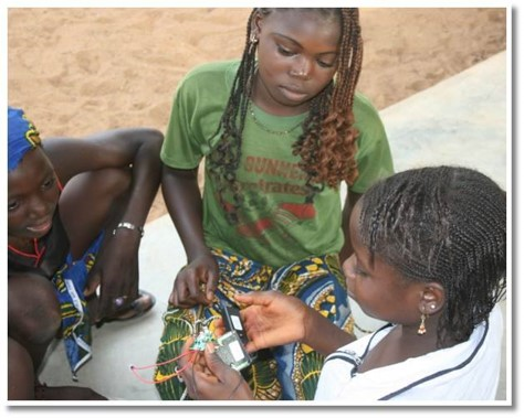 DIY kits in Africa